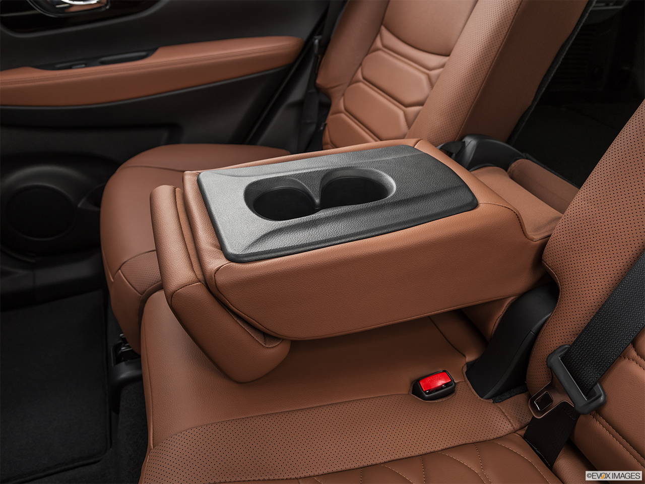2019 Nissan Rogue Rear Interior