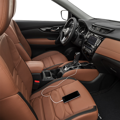 2019 Nissan Rogue Technology Connectivity Features