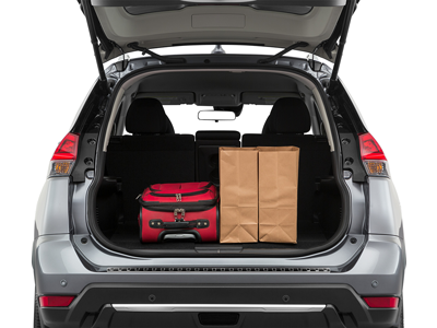2019 Nissan Rogue Cargo Space