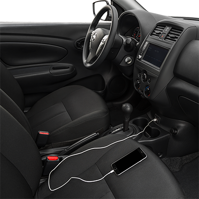 2019 Nissan Versa Technology Features