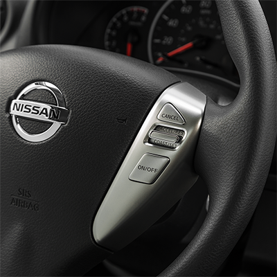 2019 Nissan Versa Steering Wheel