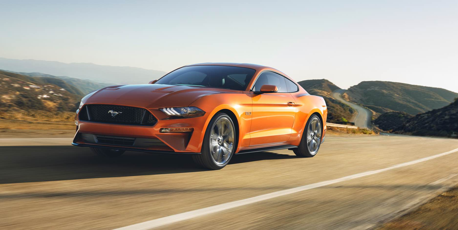 the 2018 mustang at long lewis ford | birmingham, al