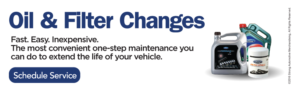 Quality Oil Change Services in Hoover, AL