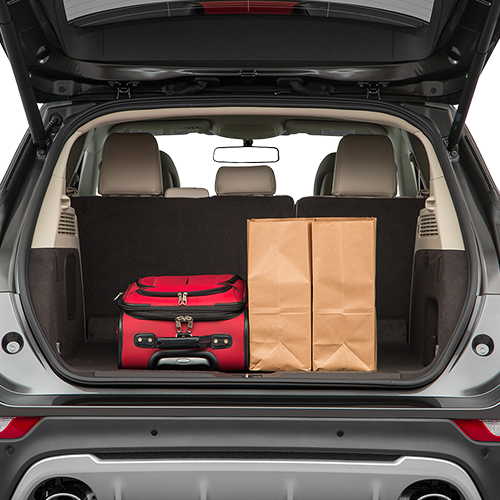 Lincoln MKC Cargo Space in Hoover, AL
