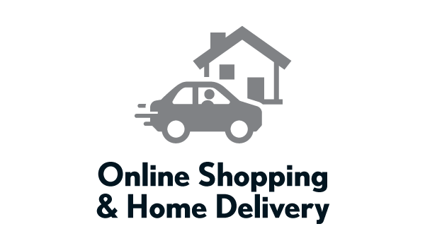 Online Shopping & Home Delivery
