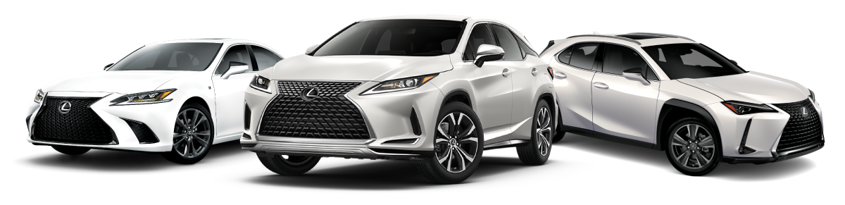 New Lexus Vehicles
