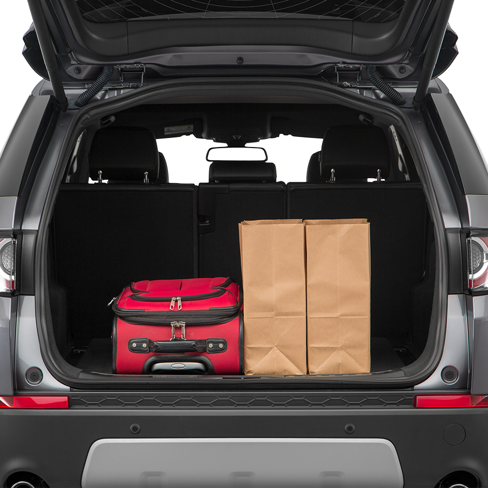 2019 Land Rover Discovery Sport Trunk