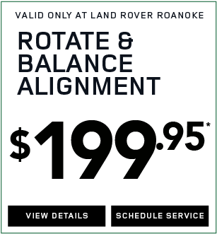 Tire and alignment special for $99.95