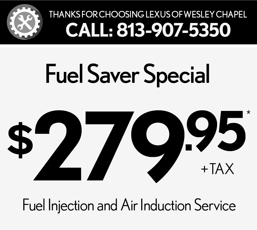 Lexus of Wesley Chapel Service Coupon Wesley Chapel, FL