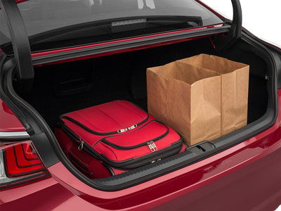 2019 Lexus ES Trunk Space