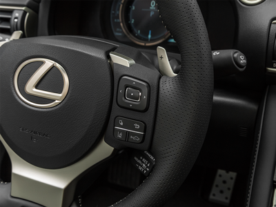 2020 Lexus IS Safety Features