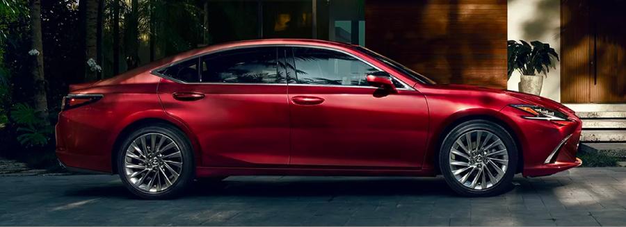 New 2021 Lexus ES at Lexus of Wesley Chapel