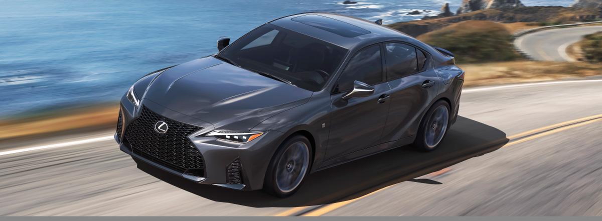 New 2021 Lexus IS at Lexus of Wesley Chapel