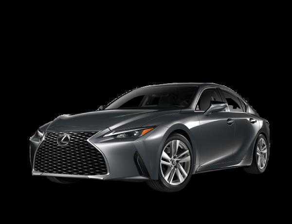New 2021 Lexus IS 350