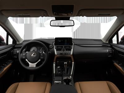 2019 Lexus NX Steering Wheel