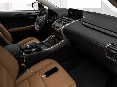2019 Lexus NX Technology Connectivity