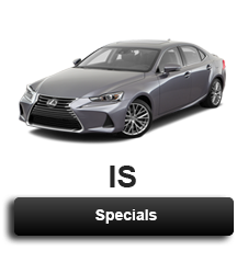 Lexus IS Specials