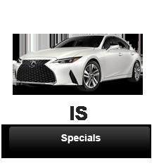 Lexus IS Specials