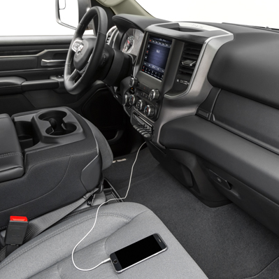 2019 RAM 1500 Technology Connectivity Features