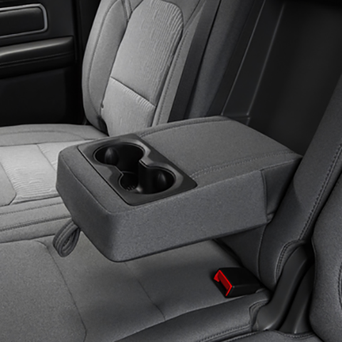 2019 RAM 1500 Cup Holders