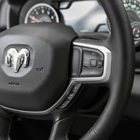 2019 RAM 1500 Steering Wheel