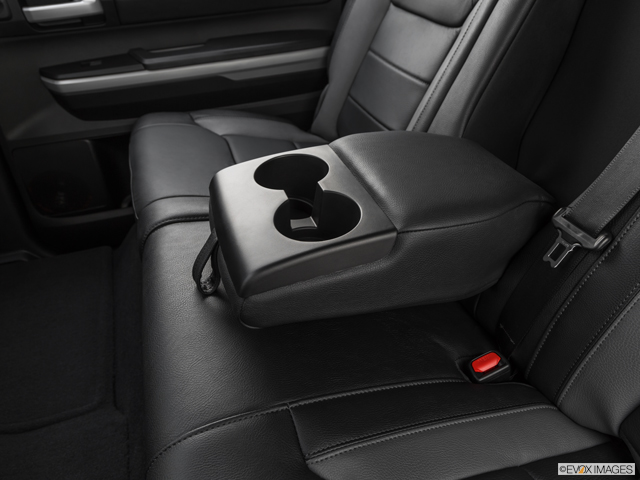 2019 Toyota Tundra Cup Holders