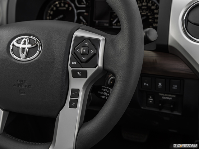2019 Toyota Tundra Steering Wheel