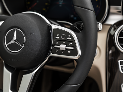 2020 C-Class Safety Features