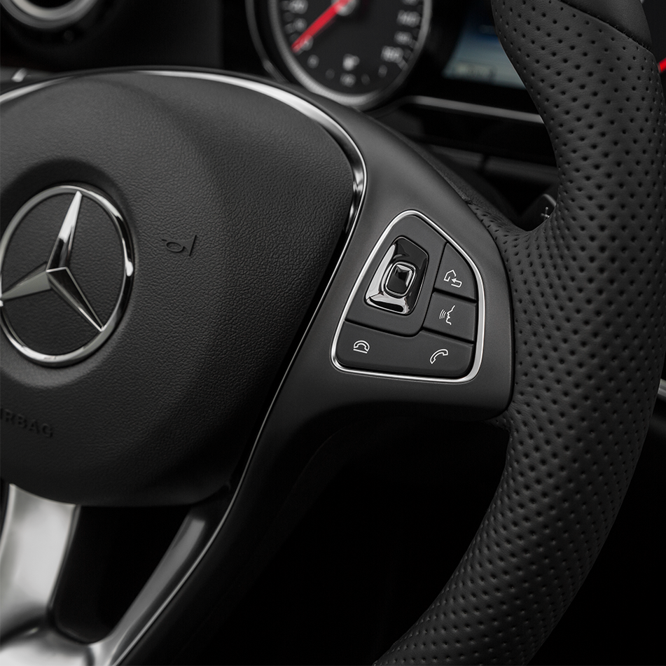 E-Class Safety Features