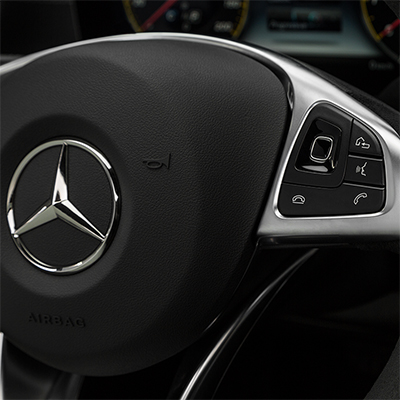2018 Mercedes-Benz Safety Features