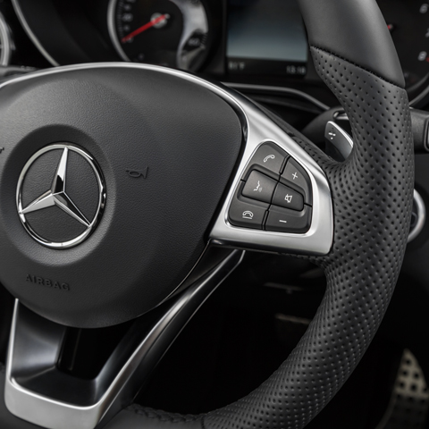 2019 Mercedes-Benz GLC-Class Safety Features