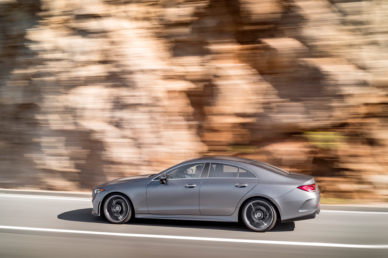 2020 Mercedes-Benz CLS near Roanoke, VA