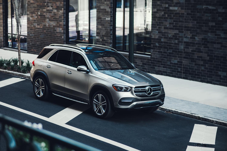 2020 Mercedes-Benz GLE near Roanoke, VA