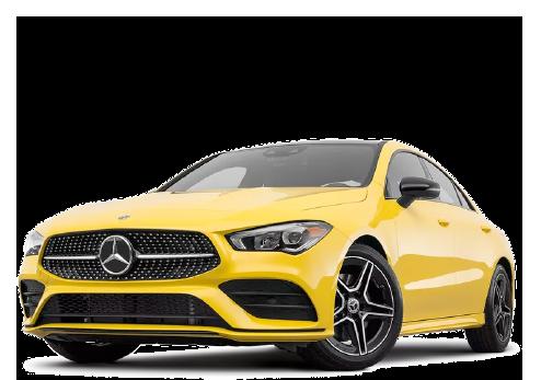 Mercedes-Benz CLA Coupe