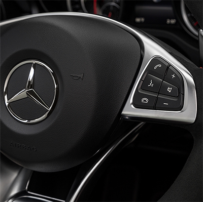 2018 Mercedes-Benz CLA Safety Features