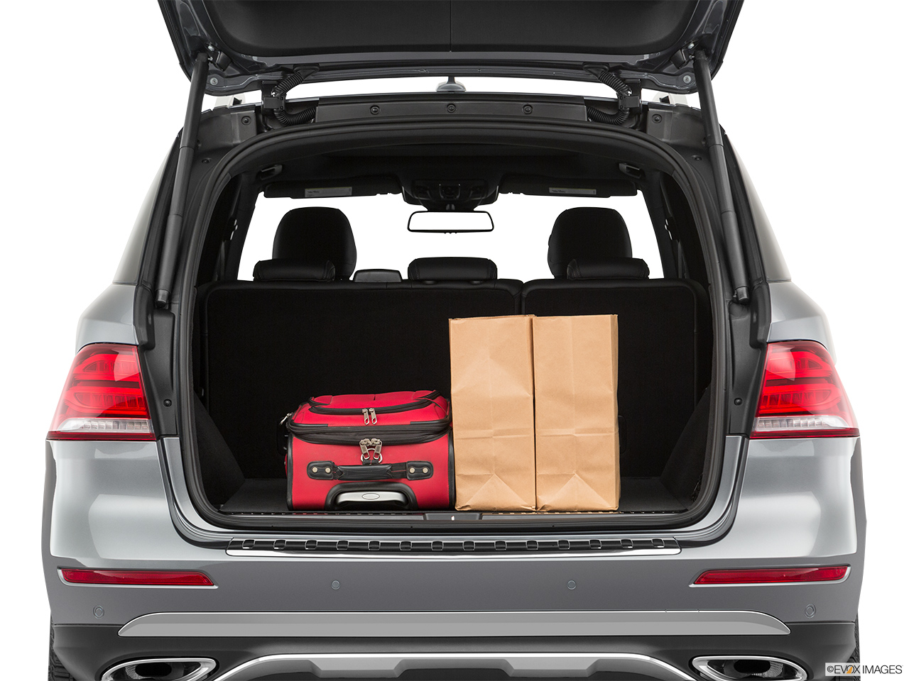 2019 Mercedes-Benz GLE Cargo Space