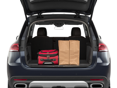 2020 Mercedes-Benz GLE Cargo Space