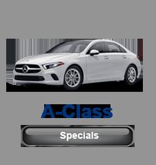 Mercedes A Class Specials