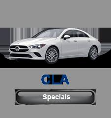 Mercedes CLA Specials