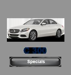 Mercedes C 300 Specials