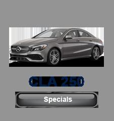 Mercedes CLA 250 Specials