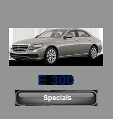 Mercedes E 300 Specials