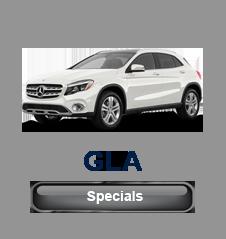 Mercedes GLA Specials