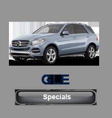 Mercedes GLE Specials