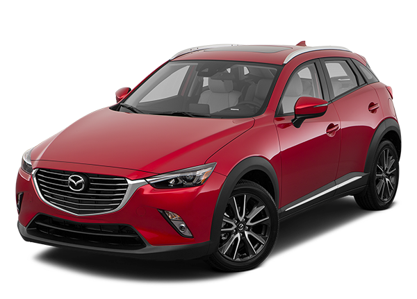 Mazda CX-3. click here to take advantage of this offer