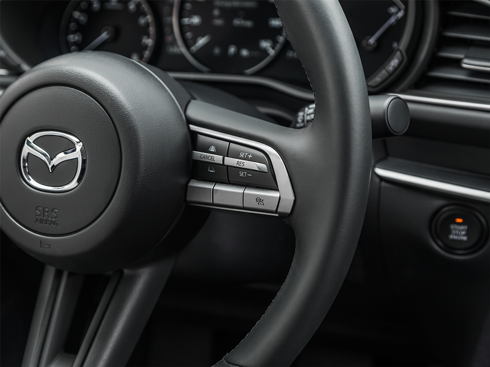 2021 CX-30 Safety Features