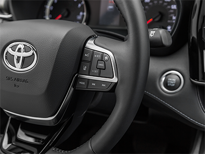 2020 Toyota Highlander Steering Wheel