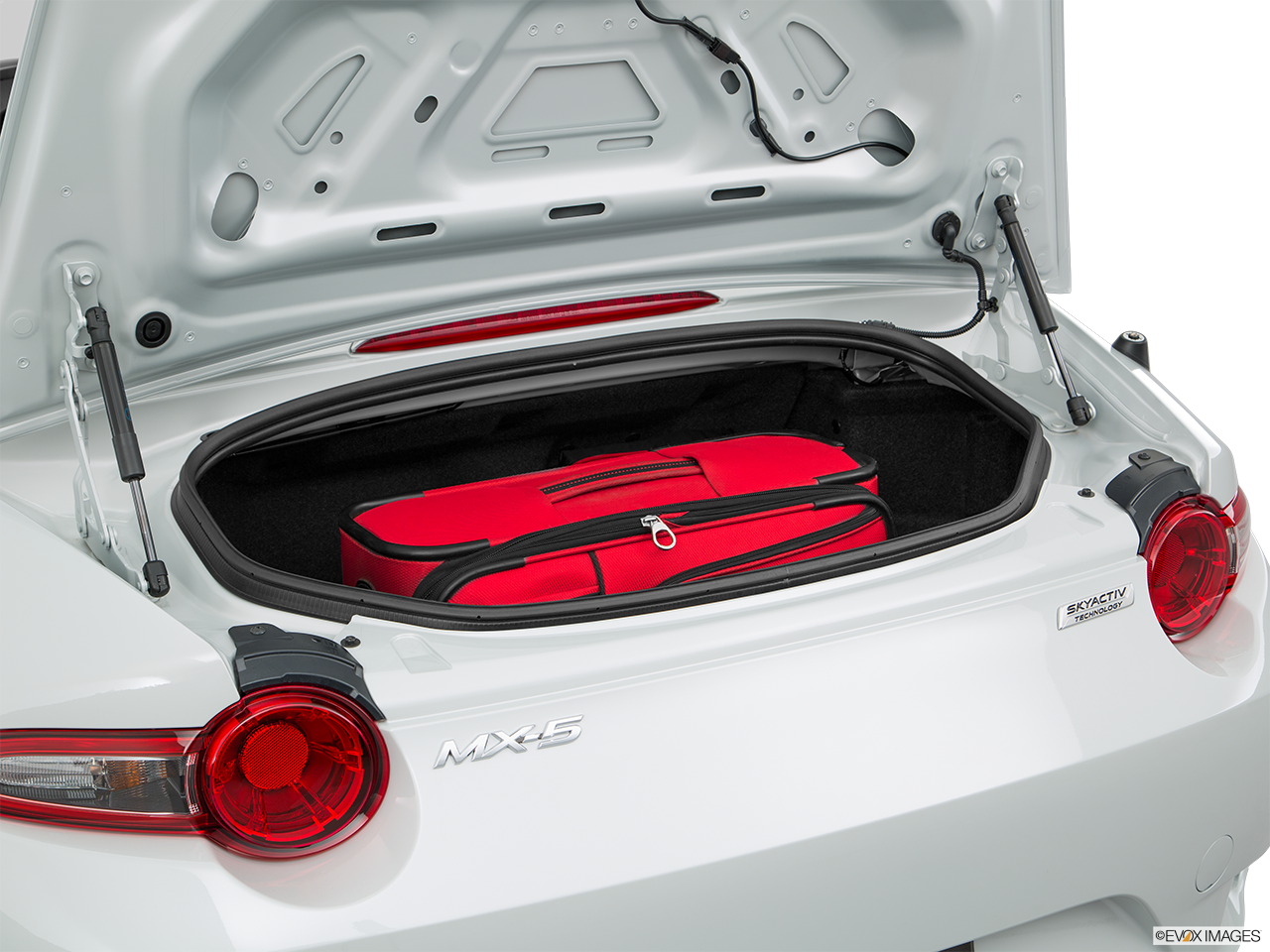 MX-5 Miata Trunk Space