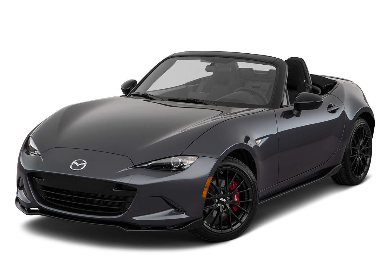 Mazda MX-5 Miata. click here to take advantage of this offer