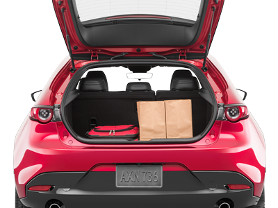 Mazda Mazda3 Trunk space Pelham, AL